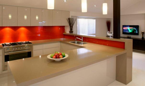 Encimeras de cocina silestone madrid fabricantes e instaladores de encimeras - Encimeras de bano de silestone ...