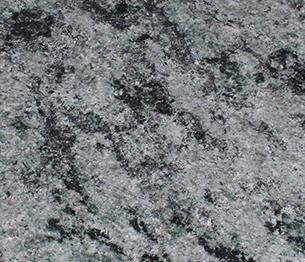 Muestras de materiales de granito encimeras madrid for Granito verde pradera