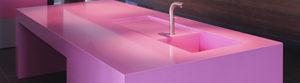 Pink Quartz - Ambiente